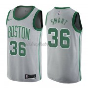 Maglie NBA Boston Celtics 2018 Canotte Marcus Smart 36# City Edition..